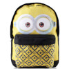 Minions Men's Dave Face Backpack - Yellow: Image 1