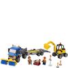 LEGO City: Sweeper & Excavator (60152): Image 2