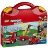 LEGO Juniors: Fire Patrol Suitcase (10740): Image 1