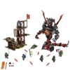 LEGO Ninjago: Dawn of Iron Doom (70626): Image 2