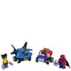 LEGO Superheroes Mighty Micros: Wolverine vs. Magneto (76073): Image 2