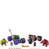 LEGO Marvel Superheroes: Hulk vs. Red Hulk (76078): Image 2