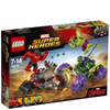 LEGO Marvel Superheroes: Hulk vs. Red Hulk (76078): Image 1