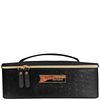 Youngblood Ostrich Makeup Bag: Image 1