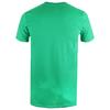 Despicable Me Men's Christmas Pattern T-Shirt - Irish Green: Image 2
