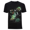 Star Wars Rogue One Men's Rainbow Effect K - 2SO T-Shirt - Black: Image 1