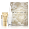 DKNY Cashmere White Holiday Eau de Parfum 100ml, Body Lotion and 10ml Rollerball Set: Image 1
