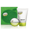 DKNY Be Delicious Eau de Parfum 30ml and Body Lotion Set: Image 1