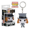 Funko Mad Hatter Pop! Keychain: Image 1