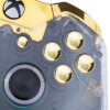 Custom Controllers Xbox One Controller - Transparent: Gold Edition: Image 2