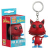 Dr. Seuss Fox In Socks Pocket Pop! Key Chain: Image 1
