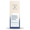 You & Oil Nourish & Invigorate Hair and Beard Oil 50ml: Image 3