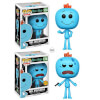 Rick and Morty Mr. Meeseeks Pop! Vinyl Figure: Image 1