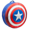 Captain America Shield Molded Backpack: Image 1