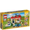 LEGO Creator: Modular Poolside Holiday (31067): Image 1
