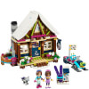 LEGO Friends: Winter Holiday Snow Resort Chalet (41323): Image 2