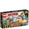 The LEGO Ninjago Movie: Manta Ray Bomber (70609): Image 1