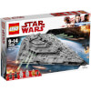 LEGO Star Wars Episode VIII: First Order Star Destroyer (75190): Image 1