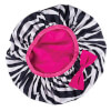 Cricket Static Free / Water Resistant Beauty Cap - Zzzebra: Image 1