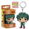 My Hero Academia Deku Pocket Pop! Vinyl Keychain: Image 1