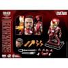 Beast Kingdom Marvel Captain America: Civil War Egg Attack Iron Man Mark XLVI 16cm Action Figure: Image 5