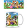 Super Mario Coffee Mug (Characters): Image 1