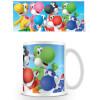 Super Mario Coffee Mug (Yoshi): Image 1