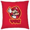 Nintendo Mario Kanji Cushion Cover: Image 1