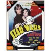 Star Wars Glass Poster - Luke Skywalker and Princess Leia (30 x 40cm): Image 1