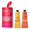 Crabtree & Evelyn Pomegranate and Citron Tin 2x25g Hand Therapy: Image 1