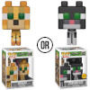 Minecraft Ocelot Pop! Vinyl Figure: Image 2