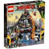 The LEGO Ninjago Movie: Garmadon's Volcano Lair (70631): Image 1