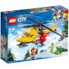 LEGO City Great Vehicles: Ambulance Helicopter (60179): Image 1