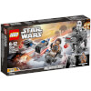 LEGO Star Wars: Ski Speeder vs. First Order Walker Microfighters (75195): Image 1