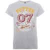 Harry Potter Gryffindor Seeker Potter Men's Grey T-Shirt: Image 1