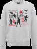 Star Wars The Last Jedi Rebels Men's Grey Sweatshirt: Image 1