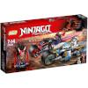 The LEGO Ninjago Movie: Street Race of Snake Jaguar (70639): Image 1