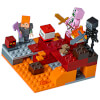 LEGO Minecraft: The Nether Fight (21139): Image 2