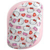 Tangle Teezer Compact Styler Hairbrush - Hello Kitty Candy Stripes: Image 2