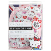 Tangle Teezer Compact Styler Hairbrush - Hello Kitty Candy Stripes: Image 4