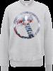 Marvel Avengers Assemble Thor Montage Sweatshirt - Grey: Image 1