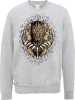 Black Panther Gold Erik Sweatshirt - Grey: Image 1
