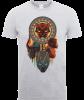 Black Panther Totem T-Shirt - Grey: Image 1