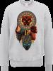 Black Panther Totem Sweatshirt - Grey: Image 1