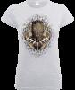 Black Panther Gold Erik Women's T-Shirt - Grey: Image 1