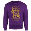 Harry Potter Honeydukes Chocolate Frogs Sweatshirt - Purple: Image 1