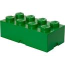 LEGO Storage Brick 8 - Dark Green