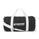 Myprotein 运动健身圆桶包 - 黑色