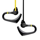 Veho Water Resistant Sports Earphones - Yellow/Black
