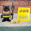 Coquetier Et Emporte-Pièce Batman